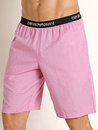 You may also like: Emporio Armani Woven Bermuda Shorts Oxford Pink