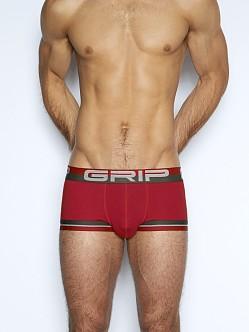 C-IN2 Grip Mesh Army Trunk Sanguine