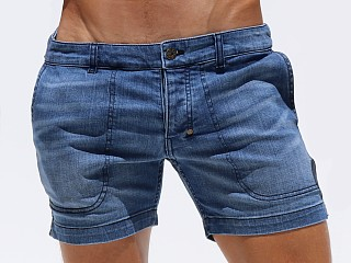 You may also like: Rufskin Cobano Button Fly Denim Shorts Distressed