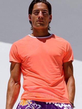 Complete the look: Rufskin Haze Stretch Mesh T-Shirt Highlighter
