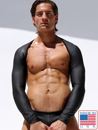 Rufskin Jax Rubber-Look Body Sleeves Black