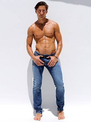 You may also like: Rufskin Hendrix Denim Jeans Distressed Indigo