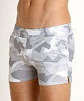 Modus Vivendi Desert Camo Swim Short Grey, view 3