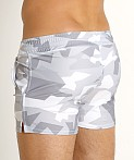 Modus Vivendi Desert Camo Swim Short Grey, view 4