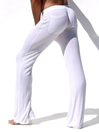 Complete the look: Rufskin Laurent Stretch Rayon Lounge Pants White
