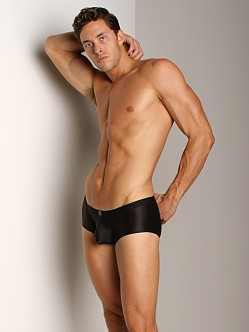 Gregg Homme PerfekBum Butt Outliner Square Cut Black