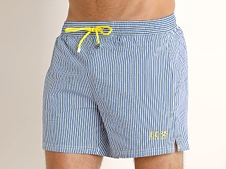 de29afc712 Hugo Boss Velvetfish Swim Shorts Blue Stripes