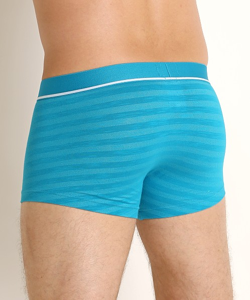 Hugo Boss Lines Trunk Turquoise
