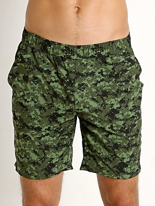Complete the look: 2xist Military Sport Short Digi Camo Olive