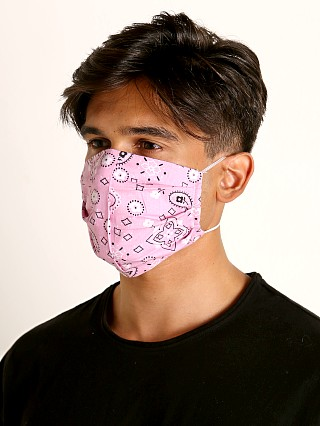 You may also like: LASC Fashion Face Mask Bandana Print Pink