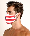 Tulio Face Mask Stars and Stripes, view 1