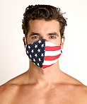 Tulio Face Mask Stars and Stripes, view 2