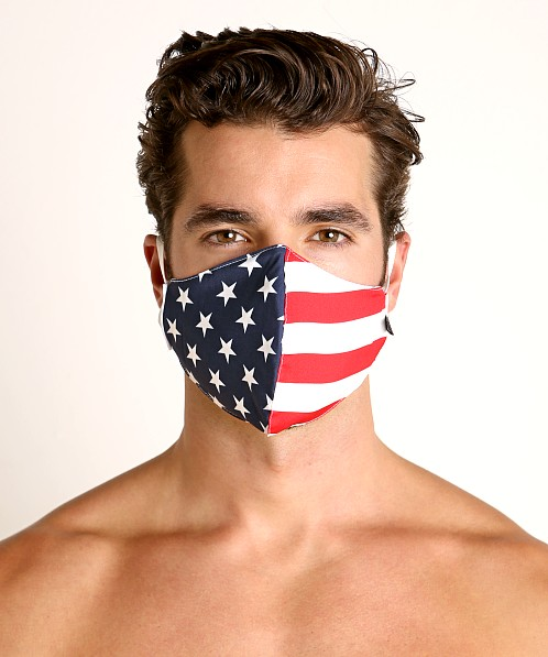 Tulio Face Mask Stars and Stripes