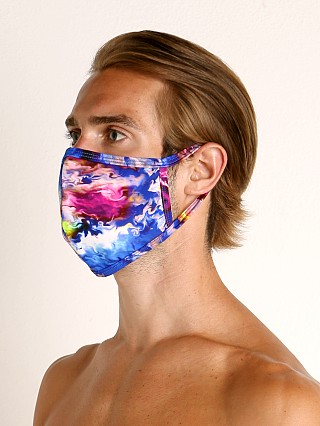 You may also like: Rick Majors Fashion Face Mask Glo Flo