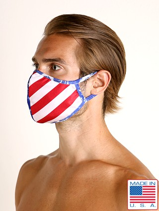 Rick Majors Fashion Face Mask Stars & Stripes
