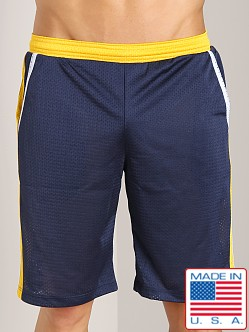 Pistol Pete Contender Jam Navy/Yellow
