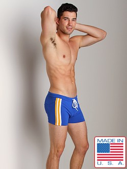 Pistol Pete Jock Short Royal/Yellow