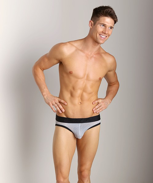 Pistol Pete Millenium Jock Brief Gray
