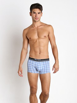 Hugo Boss 24 Print Boxer Blue