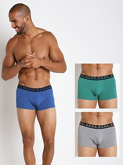 Hugo Boss Boxer 3-Pack Royal/Teal/Grey