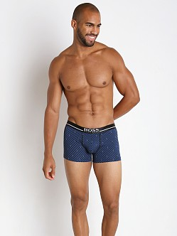 Hugo Boss 24 Print Boxer Navy