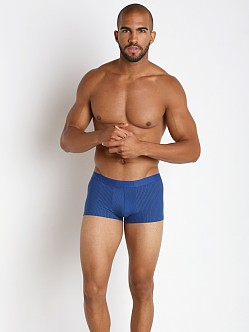 Hugo Boss Logo Jacquard Boxer Royal