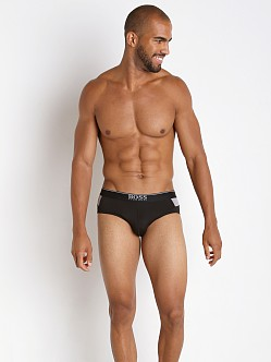 Hugo Boss Cool Max Micro Mini Brief Black
