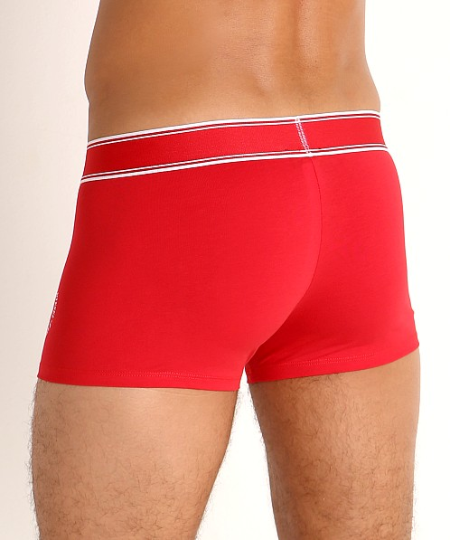 Diesel Shawn Trunk Tango Red