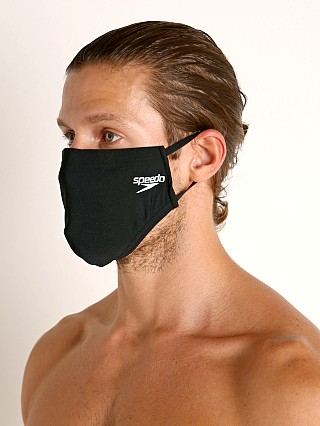 Speedo Limited Edition The One Face Mask Black