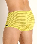 Rick Majors Vintage Stripe Trunk Yellow, view 4