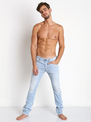 You may also like: Diesel Thavar Slim Skinny Jeans 0852I