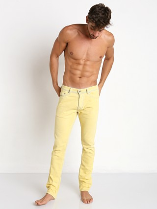 Diesel Tepphar Tapered Jeans 0850Y Gold