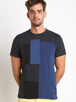 Complete the look: Diesel T-Luke Contrast T-Shirt Navy
