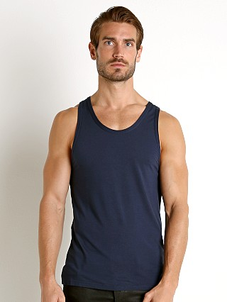 Complete the look: Calvin Klein Ultra Soft Modal Lounge Tank Top Blue Shadow