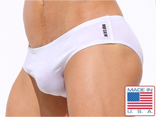 Rufskin Nimbus Lightweight Buttery Brief White