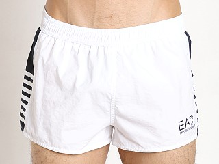 Emporio Armani Active Swim Shorts White