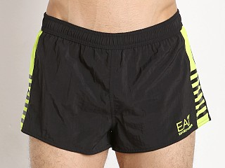 Emporio Armani Active Swim Shorts Black
