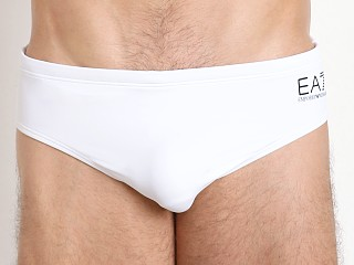 Emporio Armani Active Swim Brief White