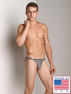 N2N Air Sports Brief Grey