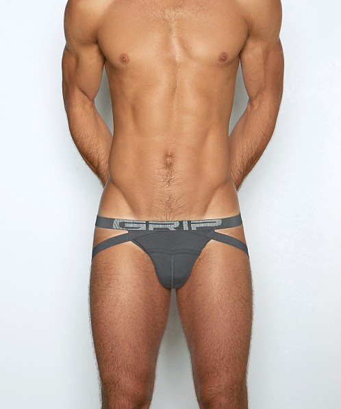 C-IN2 Grip Lite Strap Jock Peppercorn Grey