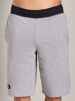 Under Armour Charged Cotton Contender Short Heather