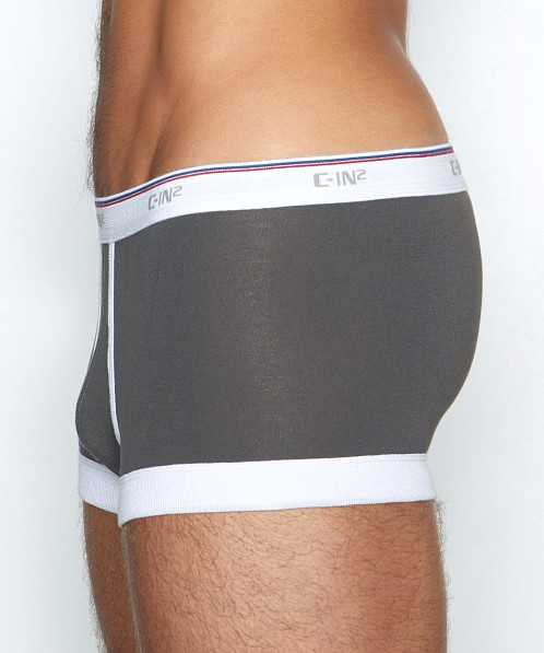 C-IN2 Throwback Army Trunk Cavern Grey