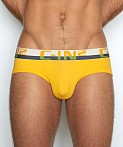 C-IN2 C-Theory Low Rise Profile Brief Gerbera Yellow, view 2