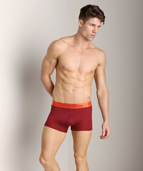 Calvin Klein Dual Tone Trunk Dylan Red