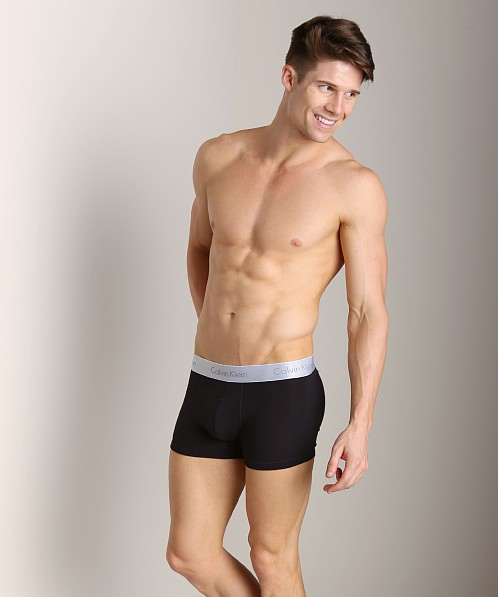 Calvin Klein Superior Cotton Trunk Black