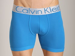 Calvin Klein Steel Micro Boxer Brief Wattage Blue