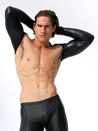 You may also like: Rufskin Ultron Rubber Look Harness Top Black