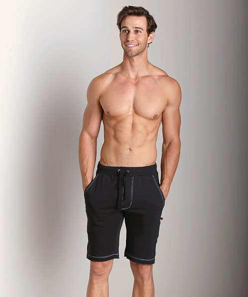 Go Softwear Over-Dye Scooter Short Black
