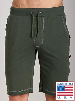 Go Softwear Over-Dye Scooter Short Olive