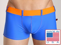 Go Softwear Milos Square-Cut Royal/Orange